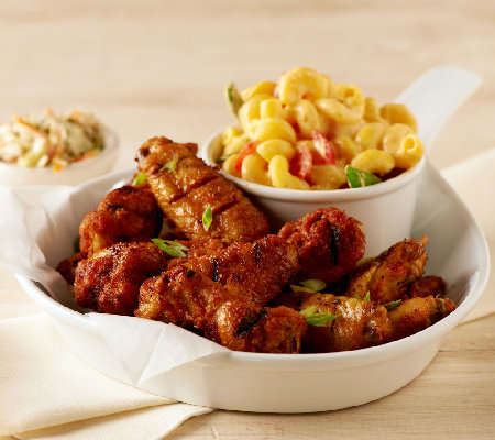 Jumbo Wings (1 LB) (20 different Flavours)
