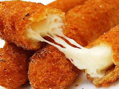Mozzarella Sticks (Cheese Sticks)
